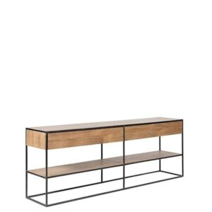 Shelf OneTwo Drawers 180
