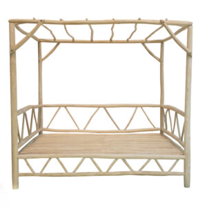 The Tulum Daybed – Natural – L